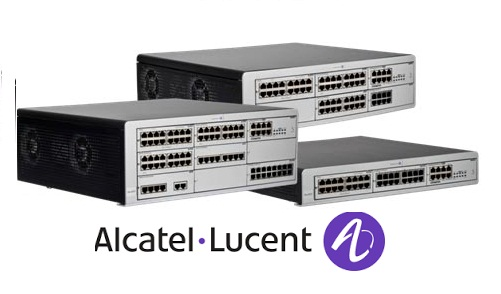 Alcatel-Lucent PBX,
